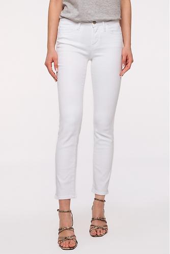 ROY ROGER'S Pantalone 5 tasche in cotone elasticizzato