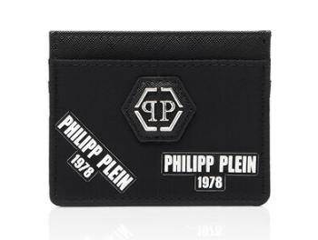 PHILIPP PLEIN Portacarte con logo