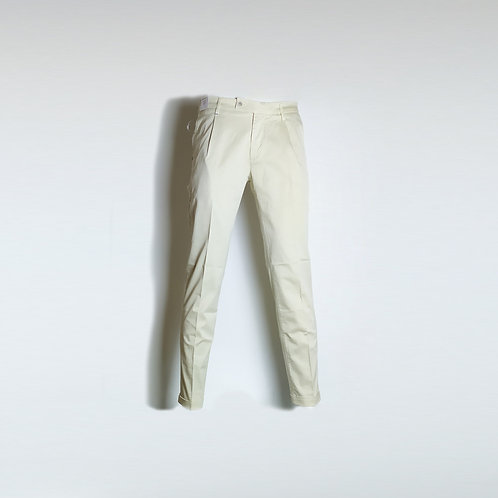 RE-HASH Pantalone chinos con pinces