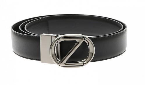 Z ZEGNA Cintura con logo