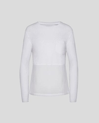 WOOLRICH T-Shirt manica lunga