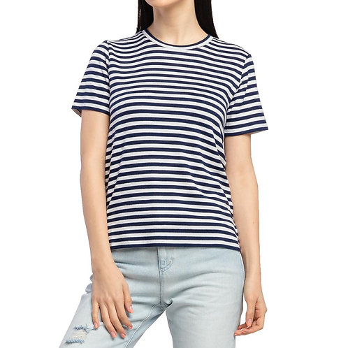 MICHAEL KORS T-shirt a righe orizzontali