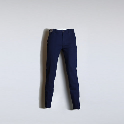 RE-HASH Pantalone chinos effetto Jeans