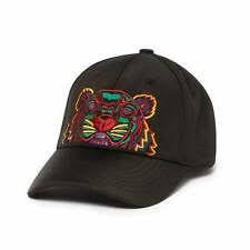KENZO Cappello con tigre ricamata