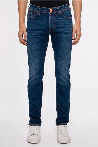 ROY ROGER'S Jeans stretch lavaggio medio