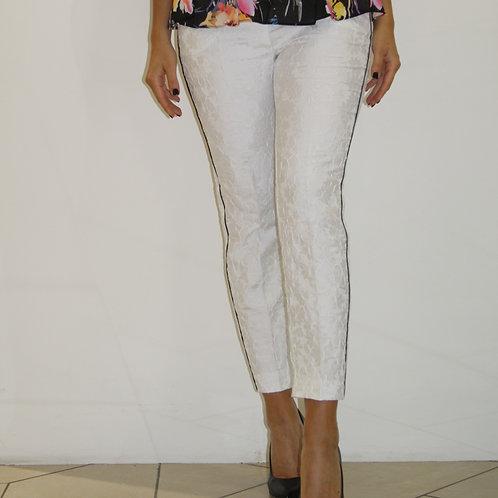 CAVALLI CLASS Pantalone jacquard