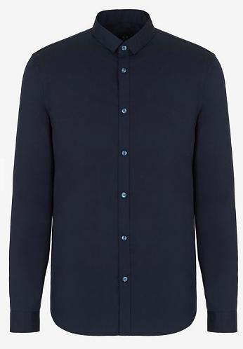 ARMANI EXCHANGE Camicia cotone