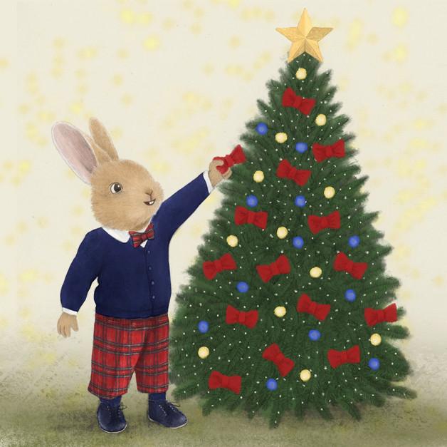 Baroni - Christmas bunny