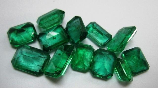 Emerald Octogan