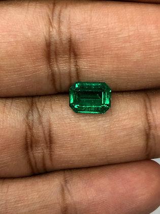 Zambian Emerald Octagon 8662B