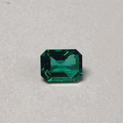 Zambian Emerald Octagon FS 166