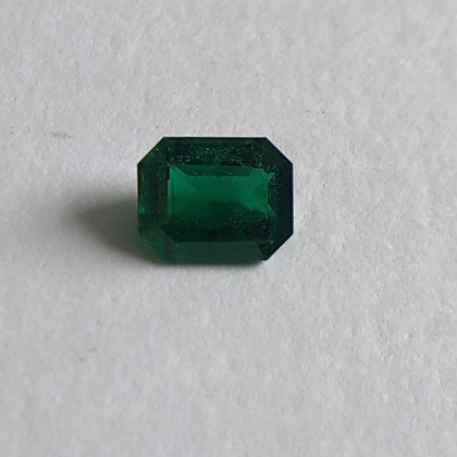 Zambian Emerald Octagon FS 156