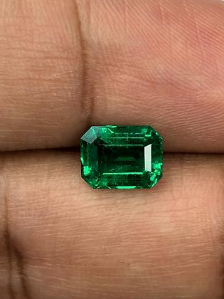Zambian Emerald Octagon FS 226