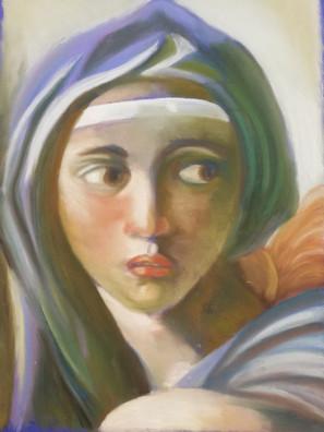Laure Moison - Portrait