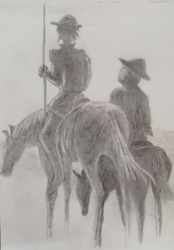 Anita Loiseleur - crayon