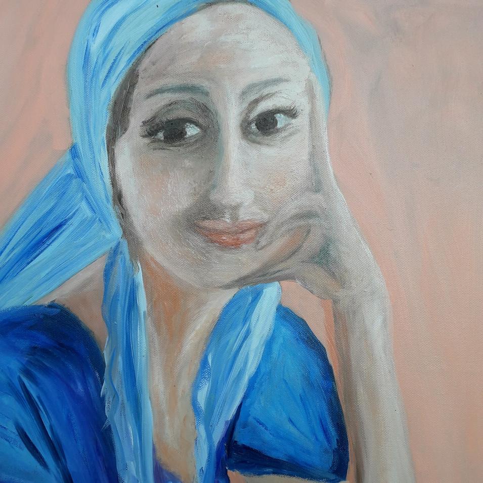Ruxandra Contensou - Mona Lisa Tchetchene