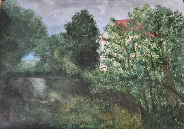 Marie Danielle Leroy - paysage
