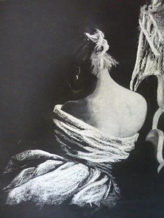 Anita Loiseleur - pastel