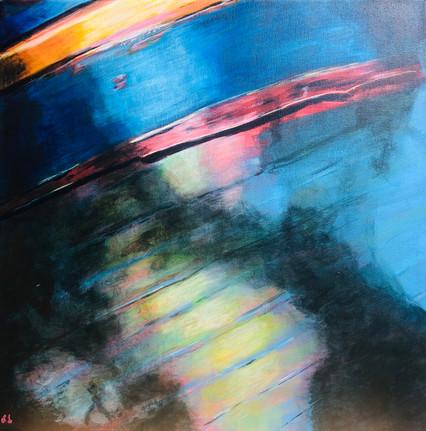 Nadege Lebray - abstraction