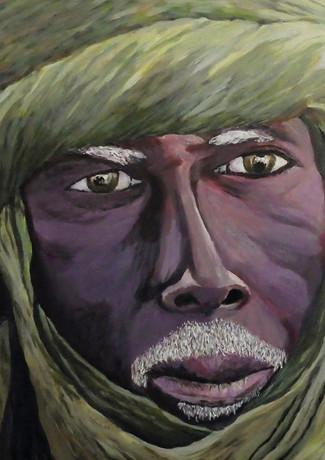 Alain Fortier-le gardien de troupeau au Sahel