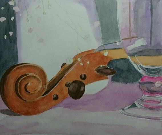 Florence Aubry_violon