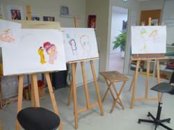 L'atelier à Ingré