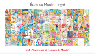Fresque des CE1