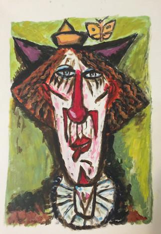 Marylene Deysson_Clown
