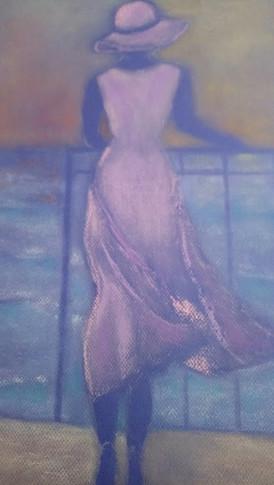 Daniele Alles - la femme en rose