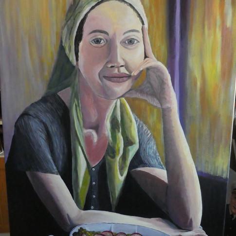 Alain Fortier - Mona Lisa tchetchene