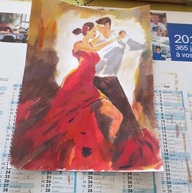 Christian Pinsard - Le temps d'une Danse