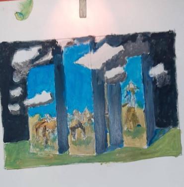 GT d'après Magritte