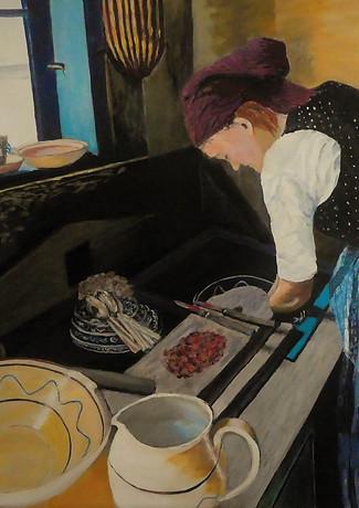 Alain Fortier-les tâches ménagères comme avant