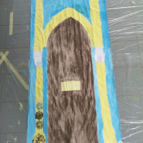 Porte marocaine - Fès La Medina
