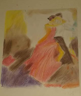 Cindy Evrard - Le temps d'une Danse
