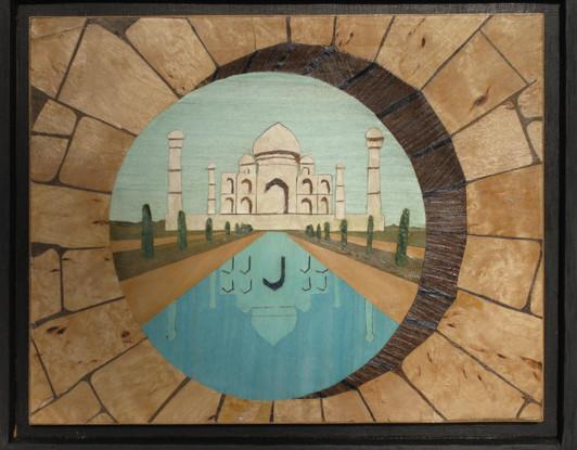 Gerard Lancelot_Taj Mahal