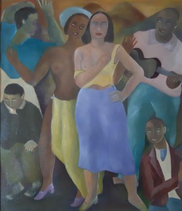 Josiane Berthelot - Samba 1925 Cavalcanti
