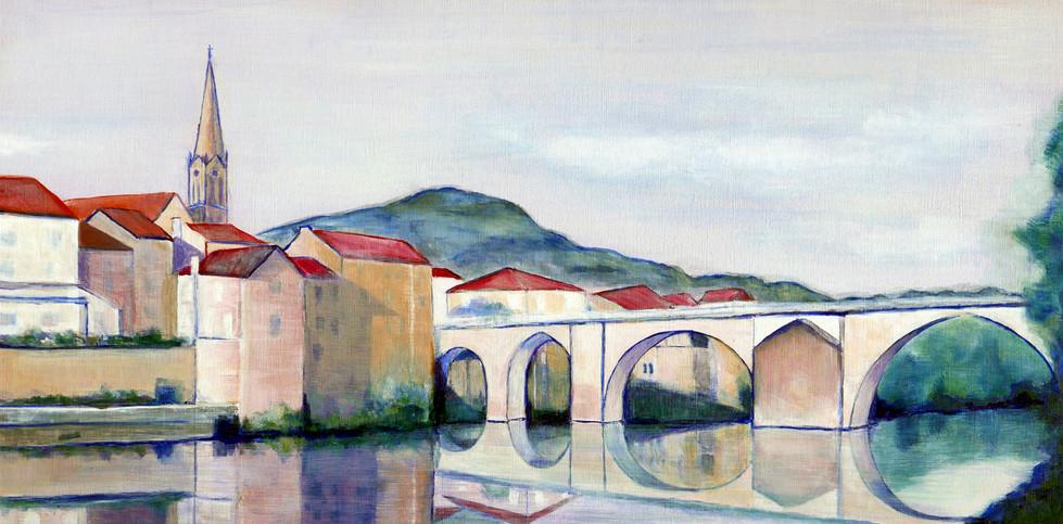 Paysage 2 -Marie Christine Prévault
