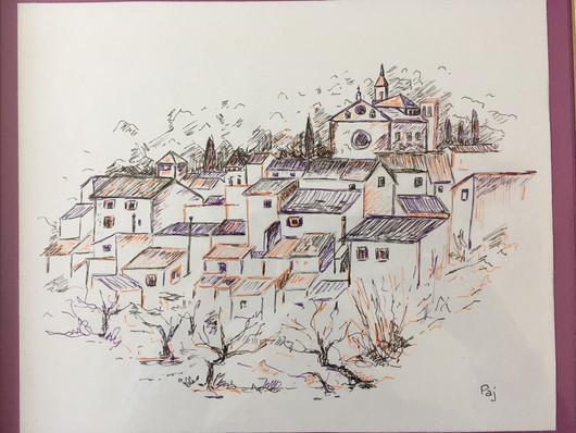 Pascale Jung - village