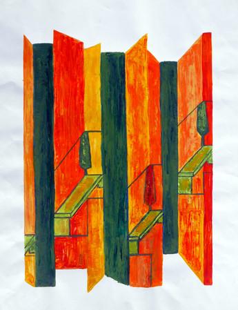 Abstraction-Marie Christine Prévault