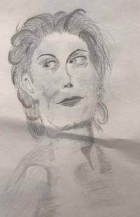 Isabelle Vannier_Portrait Suzanne Sarand