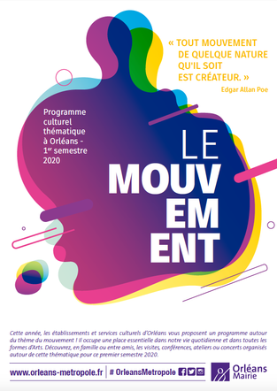 Programmation Bibliotheque d'Orleans La Source