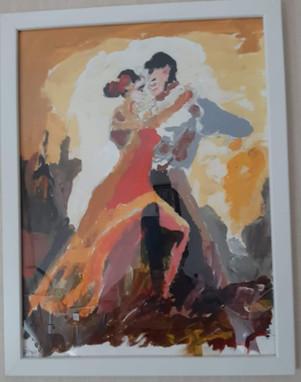 Guy Tronche - Le temps d'une Danse