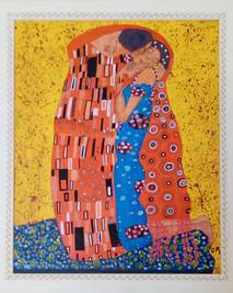 Christiane Renault_Les couleurs de Hervé Loilier sur l'œuvre de Klimt