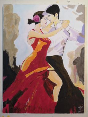 Le temps d'une danse par Andrée