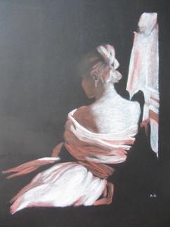 Armelle Godinat - Pastel