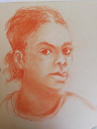 Annie Pater - Portrait