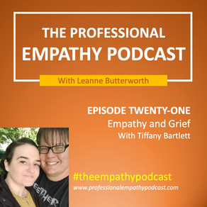 Empathy and Grief with Tiffany Bartlett