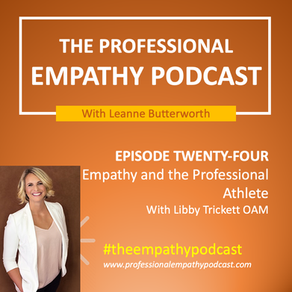 Empathy and the Professional Athlete with Libby Trickett OAM