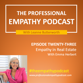 Empathy and Real Estate - is it even a thing?